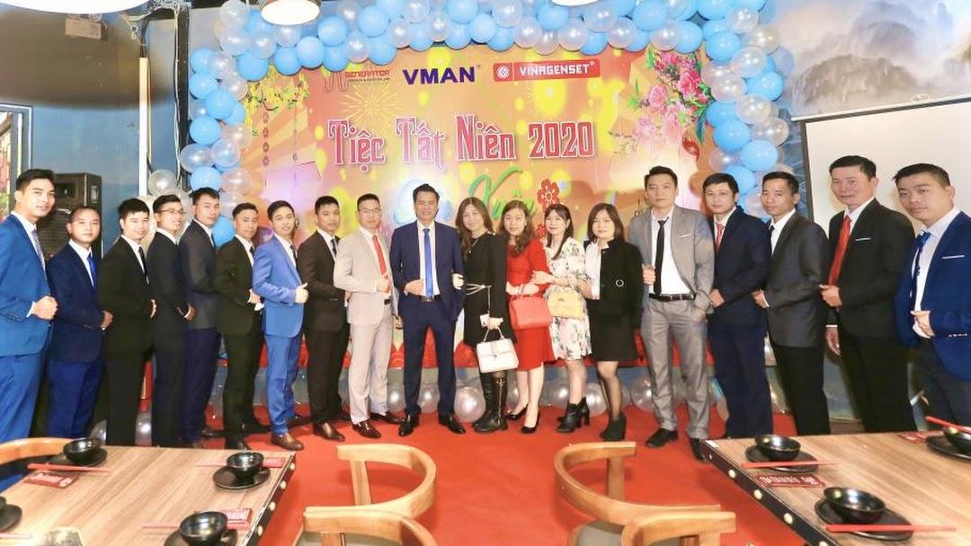 Vman Vietnam tất niên 2020 chào năm mới 2021