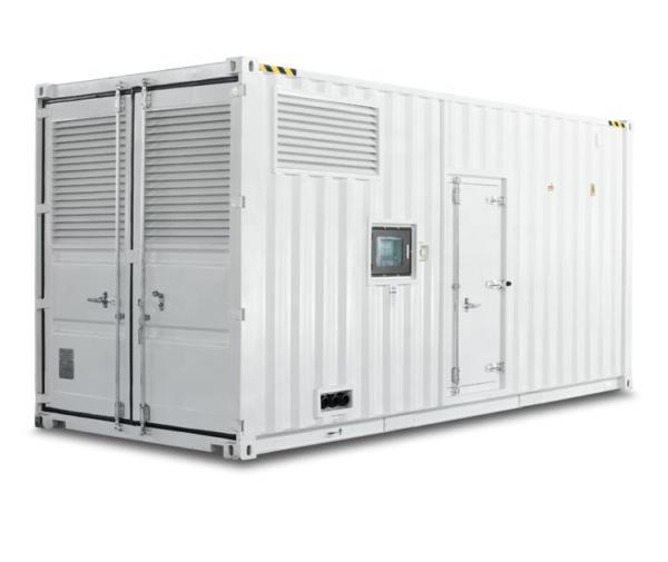 Vỏ máy phát điện VinaGenset dạng container
